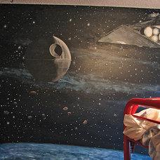 Traditional  by Walls Of Art LLC Muralist
