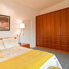 Contemporary Bedroom by BUILD LLC