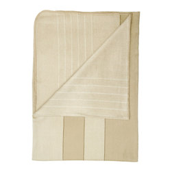Shupaca - Calla Cream Blanket/Throw - Next time you curl up with a good book and a hot drink, add some cream to your coffee with this luxurious blanket in hues of cream, ivory and tan. It's generous blend of soft acrylic and silky alpaca fibers will keep you comfortable and warm.
