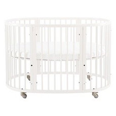 contemporary cribs by shop.stokke.com