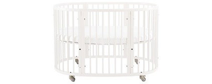 Contemporary Cribs by Stokke