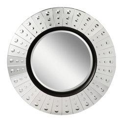 Kichler Lighting - Kichler Lighting 78143 Lens Modern / Contemporary Round Mirror - Kichler Lighting 78143 Lens Modern / Contemporary Round Mirror