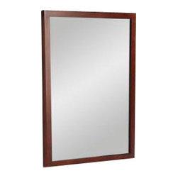 KOHLER - KOHLER K-2746-F25 Evandale Mirror in Sapele - KOHLER K-2746-F25 Evandale mirror in Sapele