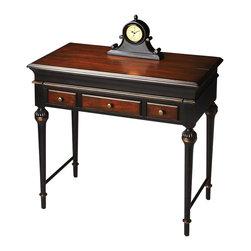 Butler - Laptop Desk in Cafe Noir Finish - Cafe Noir finish