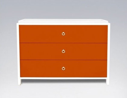 Modern Changing Tables Ducduc Cabana 3 Drawer Changer