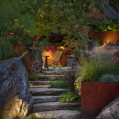 modern landscape by Daryl Toby - AguaFina Gardens International