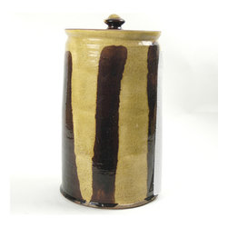Paper Towel Jar from The Workshops - David T. Smith