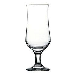 Hospitality Glass - 7.5H x 2.5T x 2 3/4B Maldive 13 oz Beer Glasses 24 Ct - Maldive 13 oz Beer