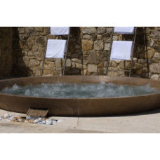 Modern Swimming Pools And Spas by The Vero Stone