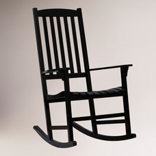 Contemporary Rocking Chairs by Cost Plus World Market