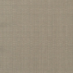 """Sunbrella USA - 8374 Sunbrella Taupe Linen - Sunbrella indoor/outdoor high performance fabric.  5 year warranty against fade, mildew and water resistance. 100% Solution-dyed Acrylic Yarns.  54"""" wide. Solid.  Manufactured in the United States.  Machine wash - cold water. NO DRYER/HEAT."""