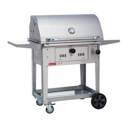 Bull BBQ - Bull Outdoor Bison Charcoal Grill Cart (Cart Only) - *Grill Cart only.