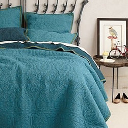 Anthropologie - Marseille Coverlet - *Cotton