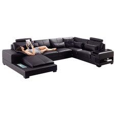 Transitional Sectional Sofas by New York Furniture Outlets, Inc.