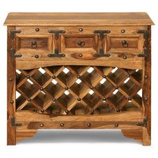 traditional bar tables by Karni