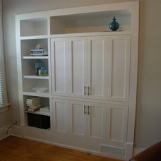 Traditional Storage And Organization by Sebald Millwork LLC