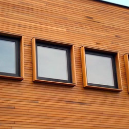 Exterior Finished Products -
