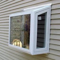 Vinyl Garden Window - Vinyl Garden Replacement Window