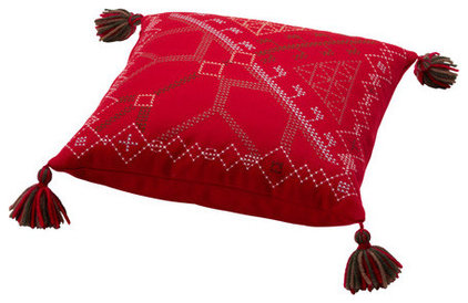 Eclectic Decorative Pillows by IKEA
