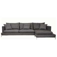 Contemporary Sectional Sofas by GreatFurnitureDeal