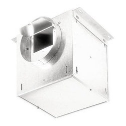 Broan-Nutone L200L High Capacity Inline Ventilation Fan - Keep the air flowing with a Broan L200L Broan High Capacity Inline Ventilation Fan. Ventilation becomes a breeze.The 20 gauge galvanized steel housing is a mark of durability. It installs in-line with no need for an adapter. It works just about anywhere, including kitchens. For further options, add a GFCI branch circuit and it is UL listed for use over bathtubs and showers.Best of all, it does its job in relative quietude. It operates in the same sound range as normal speech. If you add an available variable speed control, you control blower speed and, consequently, noise level. It comes complete with a removable access panel.About Broan-NuToneBroan-NuTone has been leading the industry since 1932 in producing innovative ventilation products and built-in convenience products, all backed by superior customer service. Today, they're headquartered in Hartford, Wisconsin, employing more than 3200 people in eight countries. They've become North America's largest producer of medicine cabinets, ironing centers, door chimes, and they're the industry leader for range hoods, bath and ventilation fans, and heater/fan/light combination units. They are proud that more than 80 percent of their products sold in the United States are designed and manufactured in the U.S., with U.S. and imported parts. Broan-NuTone is dedicated to providing revolutionary products to improve the indoor environment of your home, in ways that also help preserve the outdoor environment.