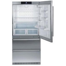 refrigerators and freezers Liebherr - HC2060 Bottom Mount Refrigerator : Remodelista