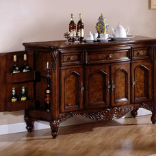 buffets and sideboards by Carolina Rustica