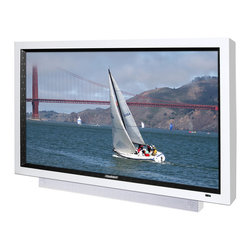 "Sunbrite 46"" TV SB4610HDWH Pro Series Outdoor TV in White - Sunbrite TV Outdoor  SB4610HDWH 46"" Pro Line True Outdoor All-Weather LCD Television"