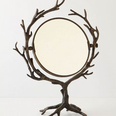 eclectic makeup mirrors by Anthropologie