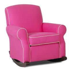 Nursery Classics - Marlowe Rocking Chair - Marlowe Rocking Chair
