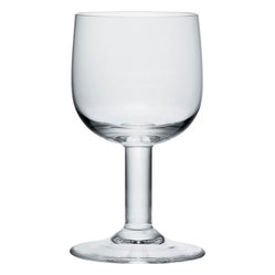 "Alessi ""Glass Family"" Goblet, Set of 4"