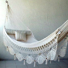 Tropical Hammocks And Swing Chairs by seaside hammocks