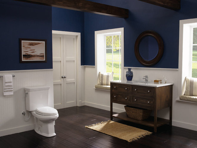 Traditional Bathroom by Pierce Decorative Hardware & Plumbing