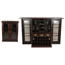 Contemporary Wine And Bar Cabinets by Karni