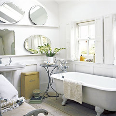 Bathroom | Extented cottage house tour | housetohome.co.uk