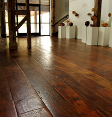 wood flooring by Burchette &amp; Burchette Hardwoods