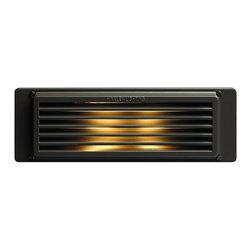 Hinkley Lighting - Hinkley Lighting 59040BZ 120V 40W Halogen Line Voltage Brick Step Light - Hinkley Lighting's mission is simple: to bring you cool classics that suit the way you live today.