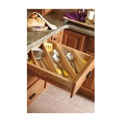 Organization Options from Kemper Cabinets - You spent good earned money on your beautiful ...