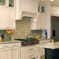 Traditional Kitchen Cabinets by Stanisci Design & Manufacturing