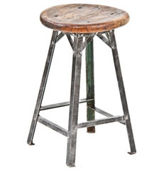 traditional bar stools and counter stools by Urban Remains