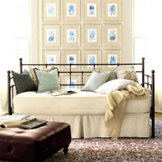 traditional day beds and chaises by Ballard Designs