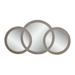 Bassett Mirror - Bassett Mirror Olympiad Wall Mirror M3494EC - Bassett Mirror Olympiad Wall Mirror M3494EC