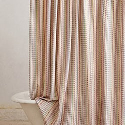 Shop Eclectic Shower Curtains On Houzz