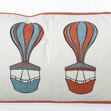 Contemporary Decorative Pillows by Polkadot Peacock