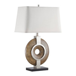 Nova Lighting - Nova Lighting Icon Table Lamp X-4550101 - Nova Lighting Icon Table Lamp X-4550101