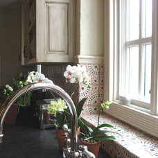 Traditional Kitchen by Molly Quinn Design