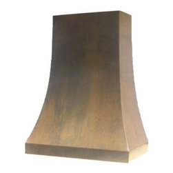 Copper range hoods - Copper range hood