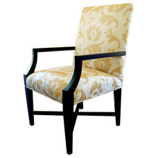 Contemporary Dining Chairs by PLUSH HOME by Nina Petronzio