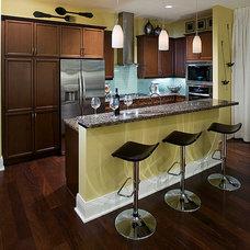 Modern Kitchen by Studio Sven