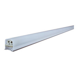 """Task Lighting Corp - Sempria Universal Q series LED 15 Volt DC 1/4 Watt Lighting, 12"""", Angled, 3000 K - Available in sizes from 6 to 48 inches and color temperatures of 2700 Kelvin or 3000 Kelvin. The 2700 Kelvin is considered warm or more toward the yellow spectrum, like the light bulbs in your house. Ideal for under cabinet lighting and display lighting.The 3000 kelvin is neutral white. Ideal for under cabinet lighting, cove lighting and display lighting. You will also need to order the appropriate driver to power them based on the total wattage of the units you order. Click on Sold By Lumens Lighting & Power LLC and search for Sempria Drivers in our products. These are also dimmable if you purchase the wireless dimmer switch and wireless receiver. Search for Sempria Dimmer & Receiver in our products."""